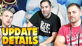 Clash of Clans Talks about Update! Darian and ECHO Gaming Interview - CoC Update!