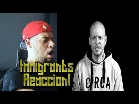 Residente The Hamilton Mixtape: Immigrants (We Get The Job Done) reaccion