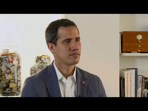 "Venezuela's Juan Guaidó: ""Maduro is completely disconnected from reality"""