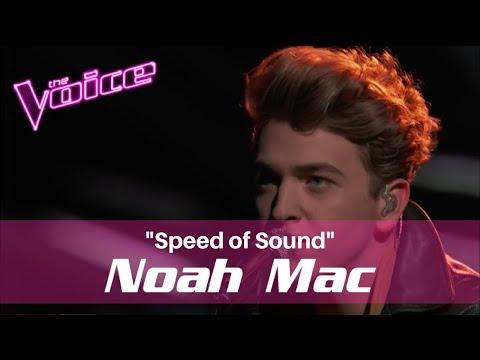 Noah Mac - The Voice 2017 Top 12