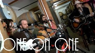 ONE ON ONE: The Band Of Heathens January 23rd, 2017 City Winery New York Full Session