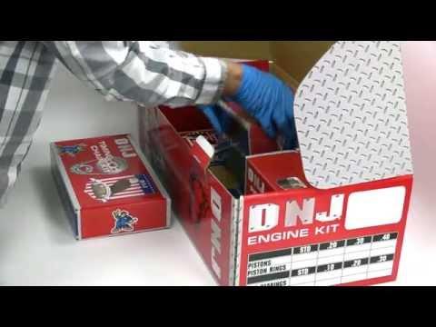 DNJ Engine Kit Product Video
