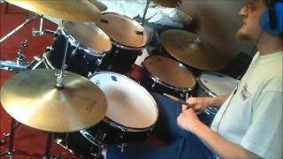In Flames - Dismiss the Cynics Drum cover!  [TheAmagaaad]