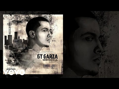GT Garza - Bless This Town (Audio)