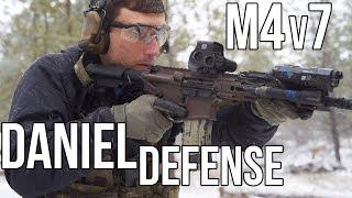 Daniel Defense M4V7 Pistol mk18 updated