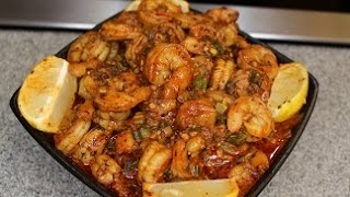 Holiday  Bbq Shrimp (legacy) - How To Make