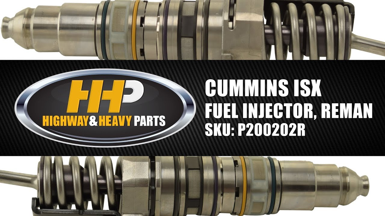 Fuel Injector and Fuel System Resources | Highway & Heavy Parts
