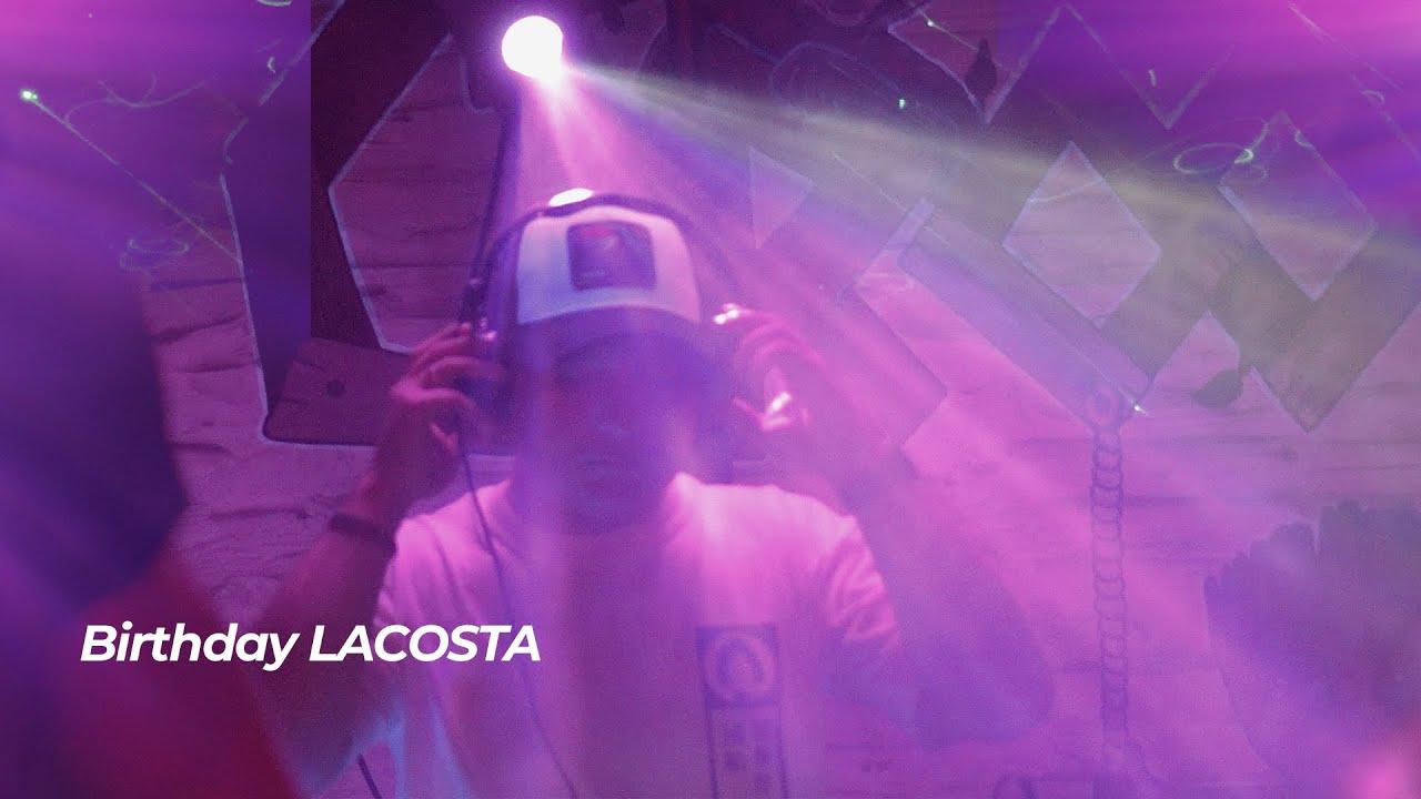 birthday lacosta 08/05/2021