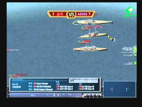 2010 NAVY FIELD League_Ongamenet_Ep.04
