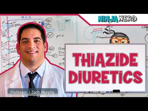 Hypertension Treatment | Thiazide Diuretics: Antihypertensives