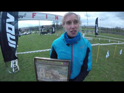 Interview with Victoria Wilkinson, Yorkshire Three Peaks Record holder
