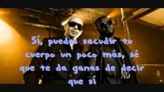 Pitbull feat. T-Pain - Hey Baby Lycris: Español