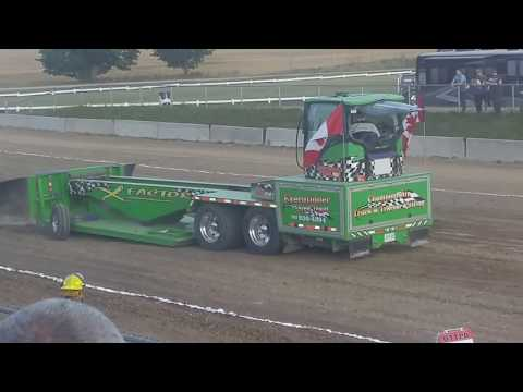 Barrie Fair 2017 - Tractor Pulling Full