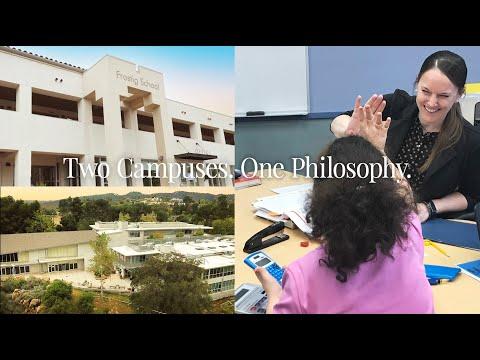 Frostig School - Two Schools One Philosophy