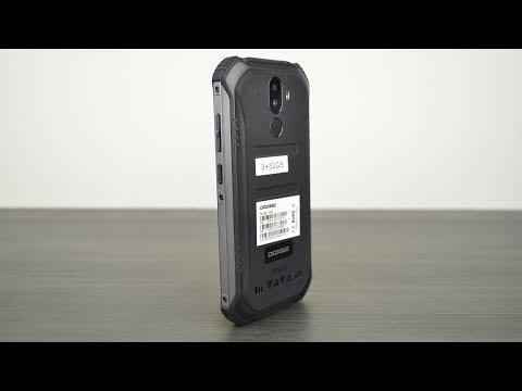Doogee S40 - NFC, Android 9, защита IP68!