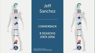 Jeff Sanchez: Football Cornerback - Stafaband