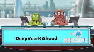 9XM Newsic | DeepVeer Ki Shaadi | Bade | Chote