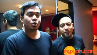 Behind The Scenes: Kamikazee featuring Gloc-9
