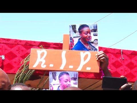 Laikipia Matatu Operators Hold Mock Funeral For Vocal Woman Rep Cate Waruguru
