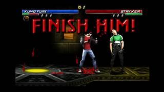 Mortal kombat  Fatality. Прикольные фаталити в мортал комбат.