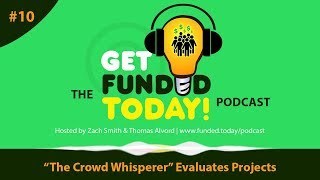 """Funded Today's Podcast 💡 Episode 0010 