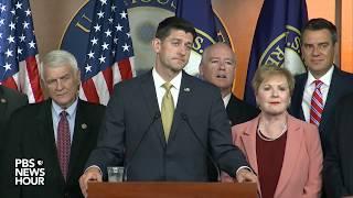 WATCH: Speaker Ryan discusses DACA deal at news briefing