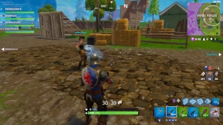 Fortnite - Winterfest! And Steam Code Giveaway (Every 10 new followers)!