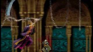 Castlevania: Dawn of Sorrow (Julius Mode) - Death