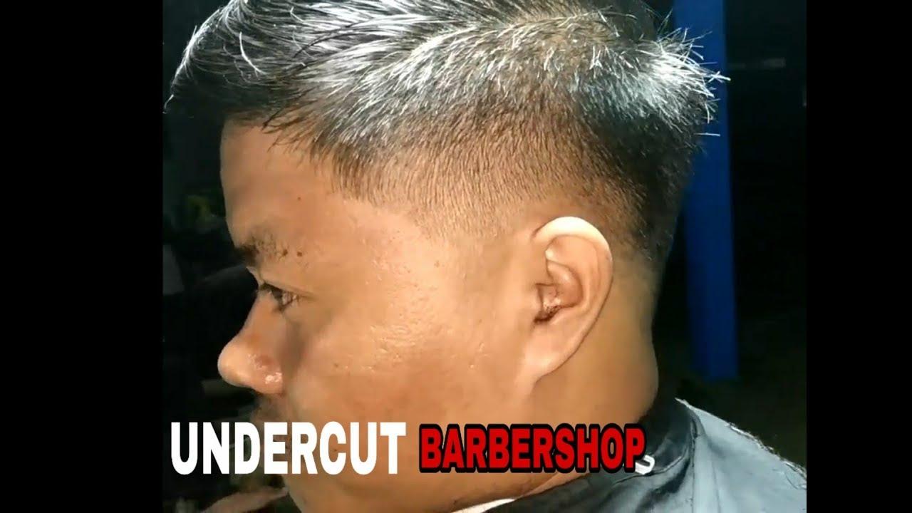 Model rambut undercut - YouTube