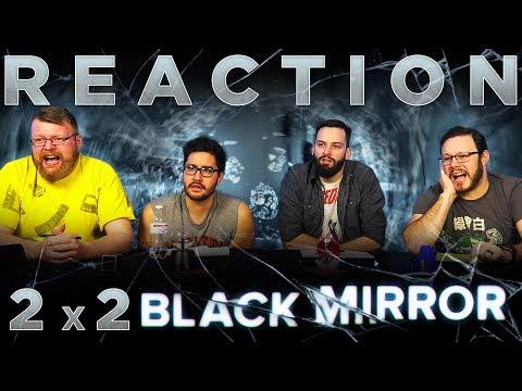 "Black Mirror 2x2 REACTION!! ""White Bear"" REUPLOAD"