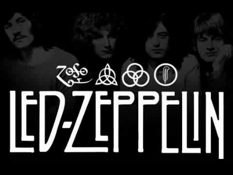 Led Zeppelin - Ramble On Lead Electric Guitar Track Isolated
