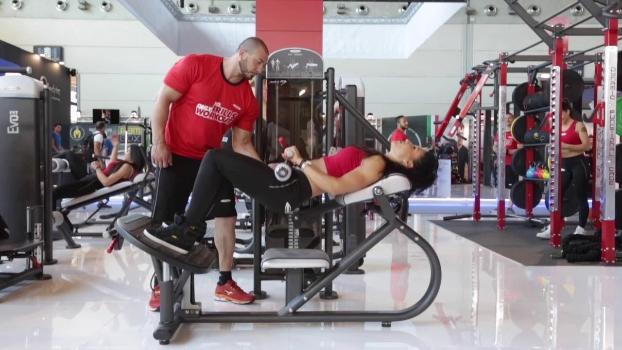 Panatta Hip Thrust Fit Evo Youtube