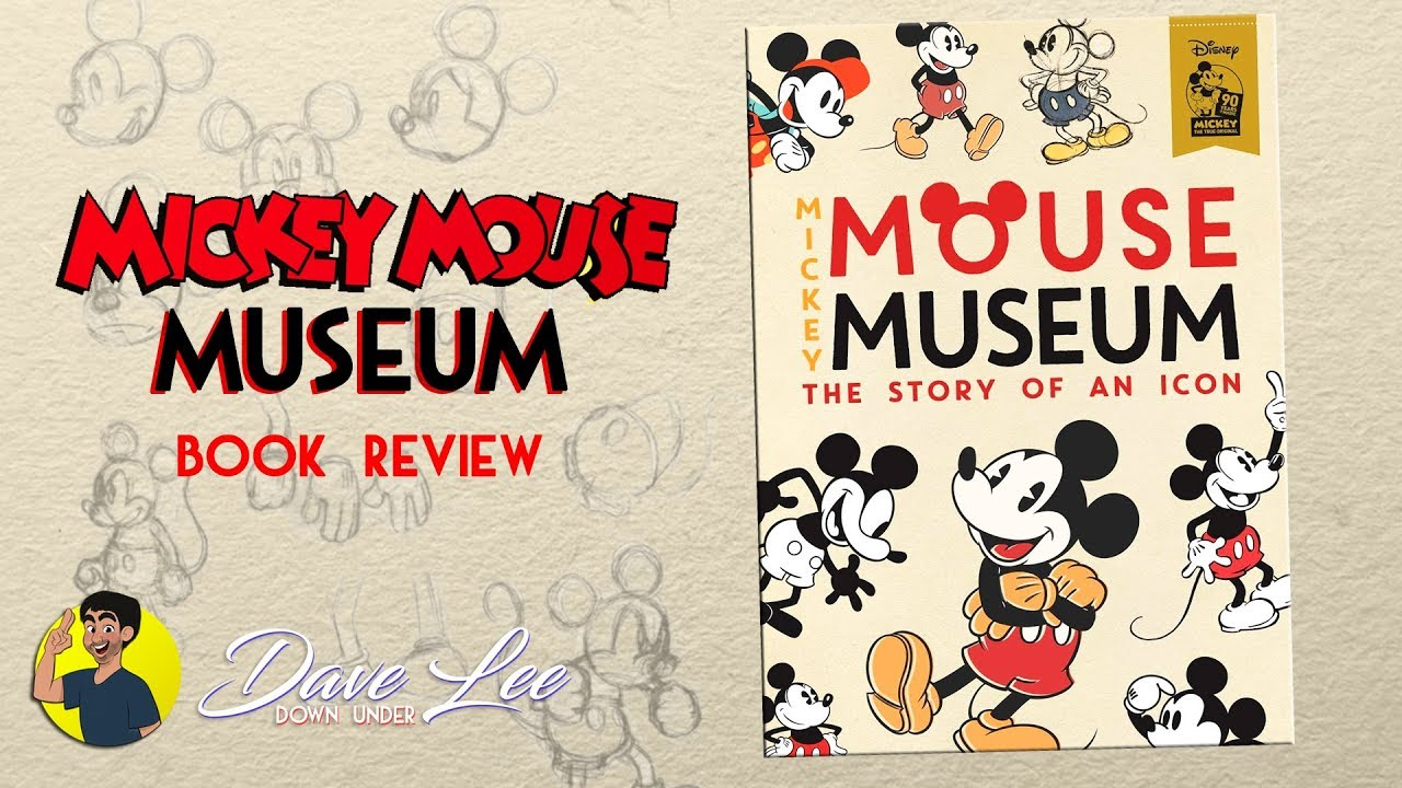 MICKEY MOUSE MUSEUM: THE STORY OF AN ICON - Book Review