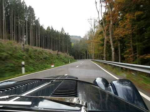 MORGAN plus 4 2000 cc balade au Luxembourg 29/10/11 MINIMARJ