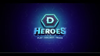 DHeroes - Card Game Teaser