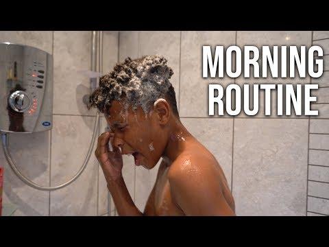 Tekkerz Kid New House Morning Routine