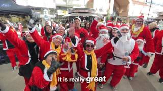 Take 5 to Care: Las Vegas Great Santa Run 2015