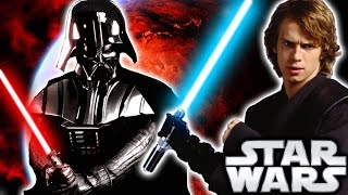 Was Darth Vader's Fighting Style More Powerful Than Anakin's? - Star Wars Explained