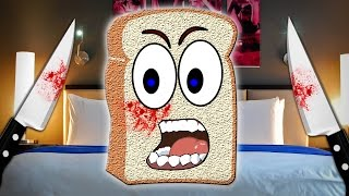 ONE STRANGE LOOKING KITCHEN! - I Am Bread Toasting Simulator Madness