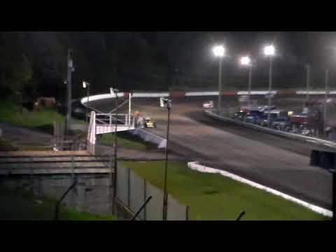 USMTS Heat 2 @ Hamilton County Speedway 08/23/17