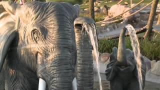 Tv-klip: Anne-Vibeke Rejser - Saltum Strand, minigolf på Jambo Feriepark