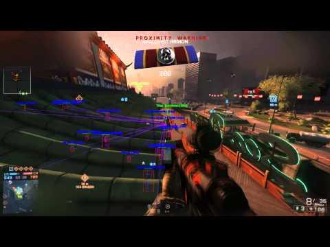 Battlefield 4 Private ViP Multi-Player Hack Footage Intro