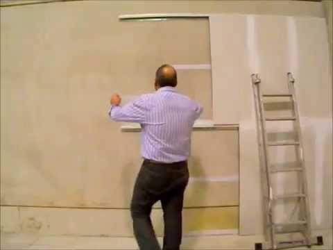 Como insonorizar una pared youtube - Como colocar ladrillos en una pared ...