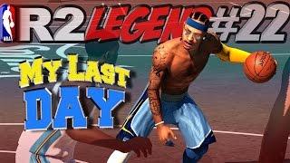 NBA 2K15 MyPark 3v3 - My LAST DAY As A Rough Rider