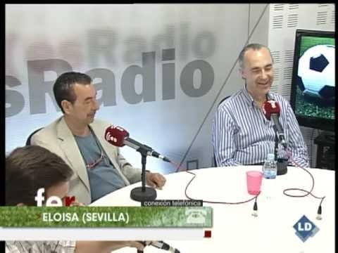 Fútbol esRadio - España - Portugal - 09/08/12