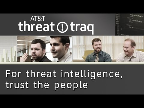 For threat intelligence, trust the people - ThreatTraq Bits