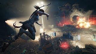 Поиграл в Shadow of the Tomb Raider - Uncharted 4 пока или привет Первые впечатления от геймплея.