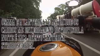 CAMINHÃO RODOU NA SERRA!! PUTA SUSTO+LANTERNA STROBO, OSAMAMOTOS, 2X1 SÓ O CANO!