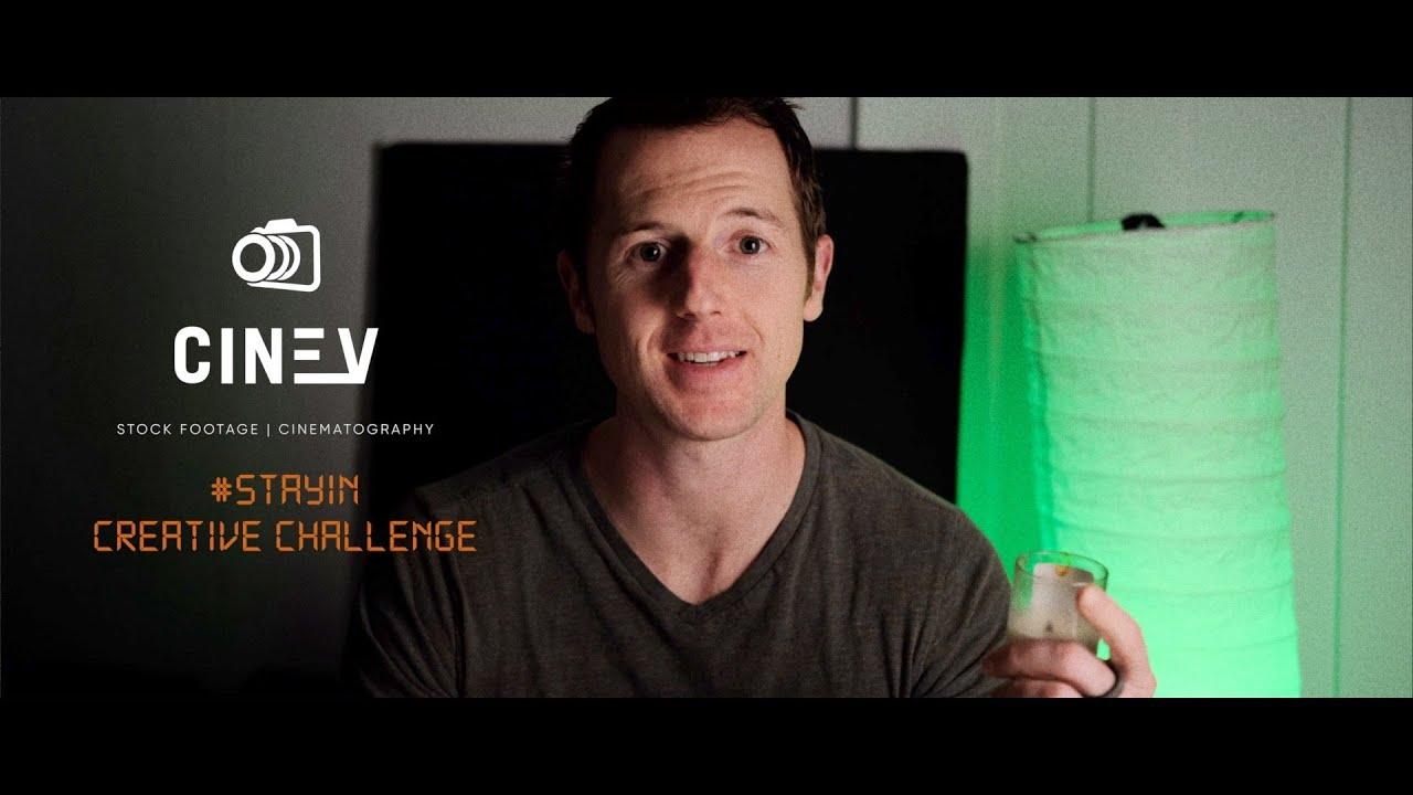 #STAYIN #STAYHOME CREATIVE CHALLENGE: PORTRAITS WITH RGB LIGHTS