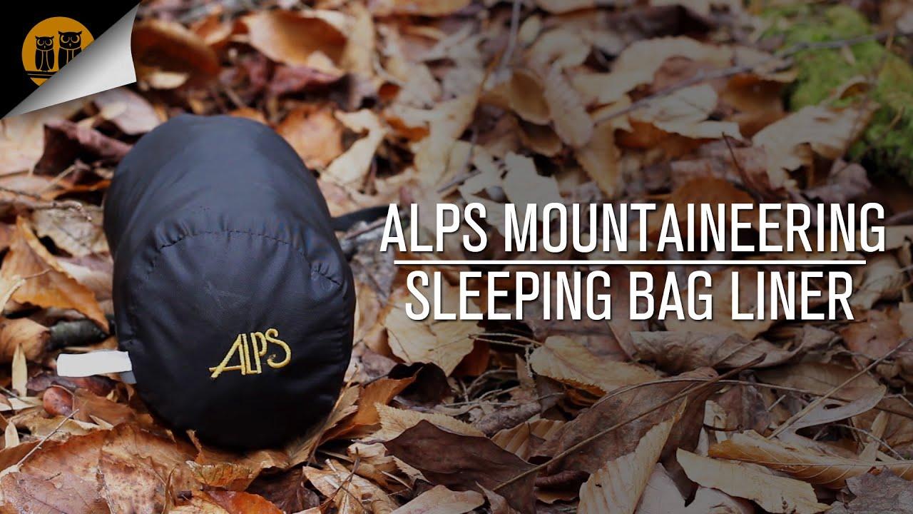 Alps Mountaineering Sleeping Bag Liner Field Review